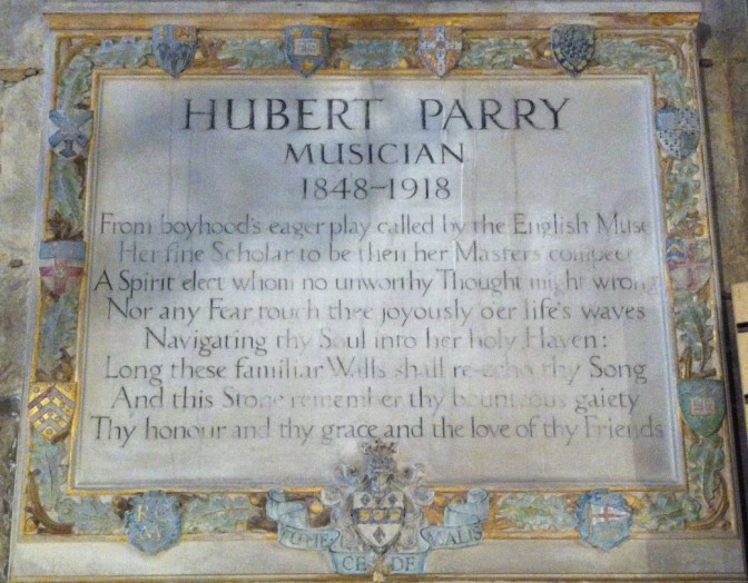 Memorial_to_Hubert_Parry_in_Gloucester_Cathedral
